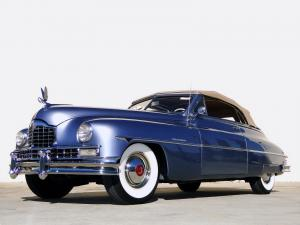 Packard Custom Eight Convertible Coupe 1950 года