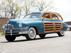 Packard Standard Eight Station Sedan '1950