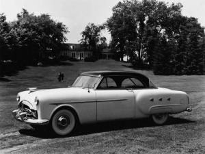 Packard 250 Mayfair 1952 года