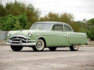 1953 Packard Clipper Deluxe Club Sedan