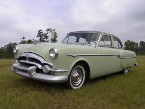 1953 Packard Clipper Deluxe Touring Sedan