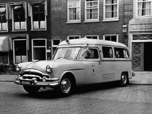 1954 Packard Clipper Ambulance