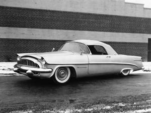 Packard Panther Daytona Concept Car 1954 года