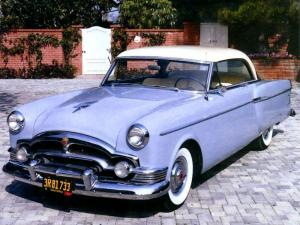 1954 Packard Super Clipper Panama Hardtop Coupe