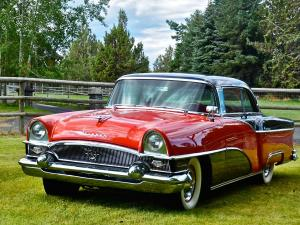 1955 Packard Clipper Custom Constellation Hardtop Sport Coupe