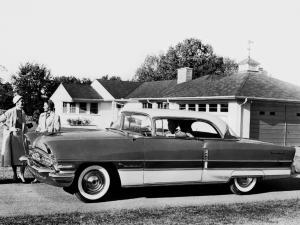 Packard 400 Hardtop Coupe 1956 года