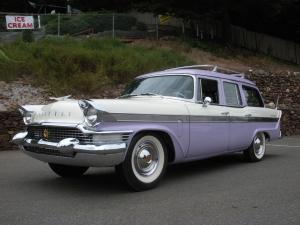 Packard Clipper Country Sedan Station Wagon 1957 года