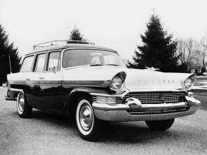 Packard Clipper Country Sedan 1957 года