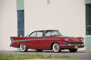 Packard Hardtop Coupe 1958 года