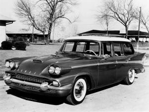 1958 Packard Station Wagon