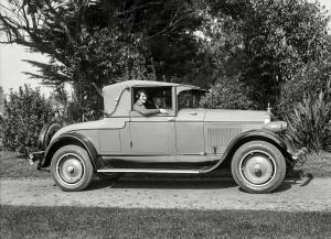 Paige 6-45 Roadster Cabriolet 1927 года