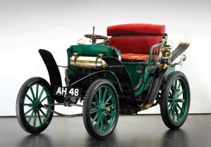 1900 Clement-Panhard Type VCP Voiture Legere 2-Seater