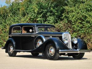 1936 Panhard Panoramique X73 Berline