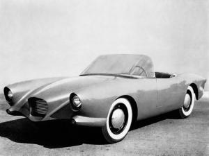 1953 Dyna-Panhard Sports Car by Darrin