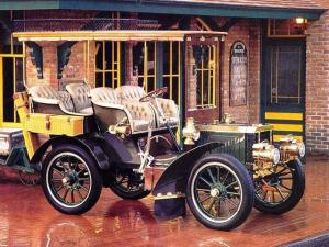 1903 Peerless Type F Touring Car
