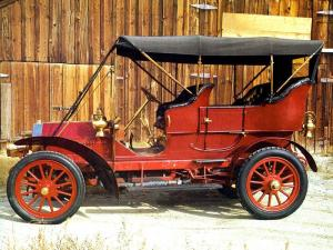 1905 Peerless Model 11 Touring Car