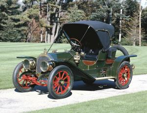 1910 Peerless Model 27 Roadster