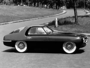 1953 Pegaso Z-102 B Thrill Berlinetta