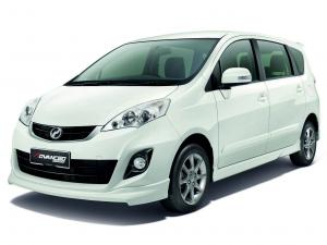 2013 Perodua Alza Advanced Version