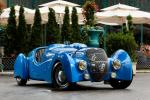 Peugeot 402 Darlmat Legere Special Sport Roadster Recreation by Marcel Portout 1937 года