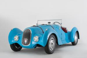 Peugeot 402 Special Roadster 1938 года