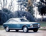 Peugeot 304 Coupe 1970 года