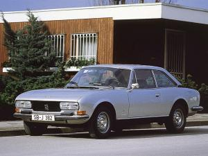 1974 Peugeot 504 Coupe