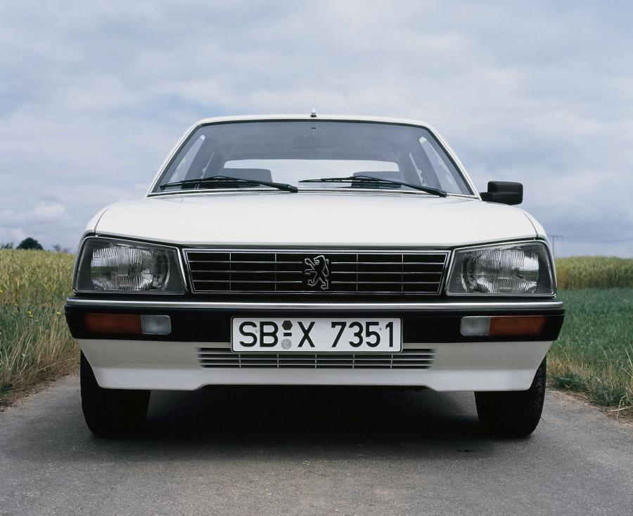 Peugeot 505 Turbo Injection
