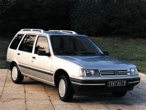 1988 Peugeot 309 Break Prototype by Heuliez