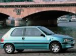 Peugeot 106 Electric 3-Door 1993 года