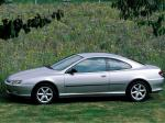 Peugeot 406 Coupe 1997 года