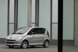 Peugeot 1007 D-Day 2005 года
