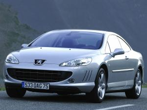 Peugeot 407 Coupe 2.7 V6 HDi