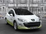 Peugeot 308 Hybride HDi Concept 2007 года