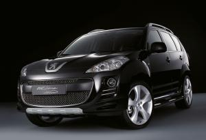 Peugeot 4007 RC by Irmscher 2009 года