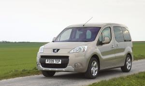 2009 Peugeot Partner Tepee With Seven Seats