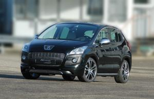 2010 Peugeot 3008 by Irmscher