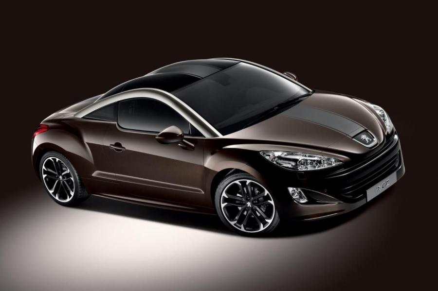 Peugeot RCZ Brownstone