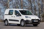 Peugeot Partner Van Electric 2013 года