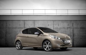 Peugeot 208 XY JBL Limited Edition 2014 года