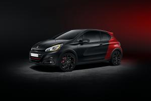 Peugeot 208 GTi by Peugeot Sport 2015 года