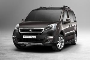 Peugeot Partner Tepee OutDoor 2015 года