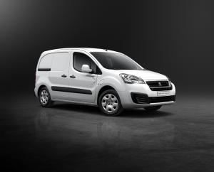 Peugeot Partner Van Electric
