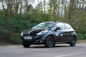 Peugeot 208 Black Edition 3-Door