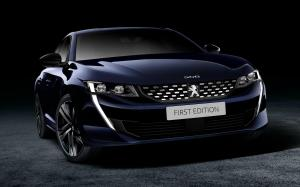 Peugeot 508 First Edition 2018 года (WW)