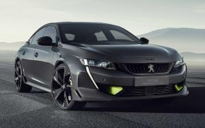 Concept 508 Peugeot Sport Engineered 2019 года