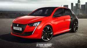 Peugeot 208 GTi by X-Tomi Design