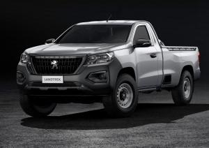 2020 Peugeot Landtrek Workhorse Single Cab