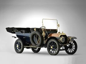 1909 Pierce Great Arrow Series PP 40 HP Touring Car