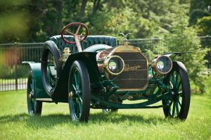1909 Pierce-Arrow Model UU 36 HP Runabout